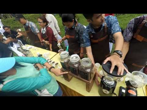 International Coffee Day at Malang - Indonesia