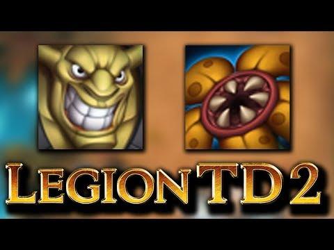 Entspannte Kombo! | Legion TD 2 [Deutsch]