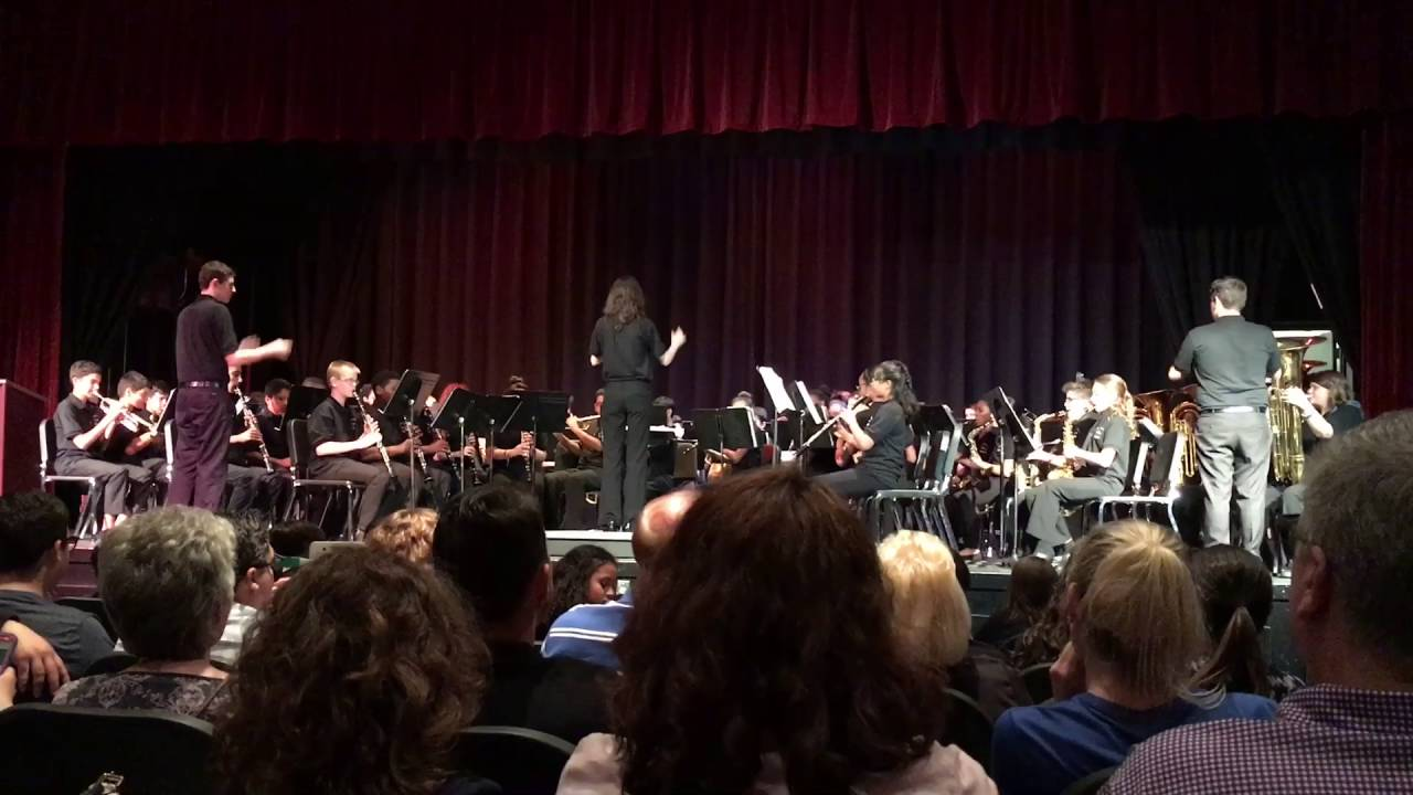 lakeview middle florida beginner band may 2016 youtube