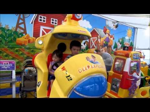 FUN Rides at the State Fair || jCloudTV