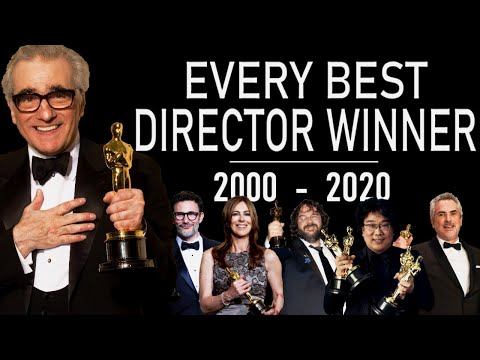OSCARS : Every Best Directors of the century so far (2000-2020) - TRIBUTE VIDEO