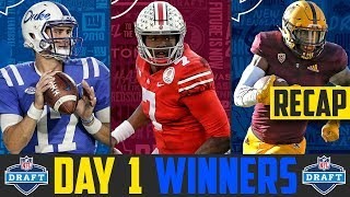 2019 NFL Draft Day 1 Winners & Losers - 2019 NFL Draft 1st Round Winners (2019 NFL Draft Recap)
