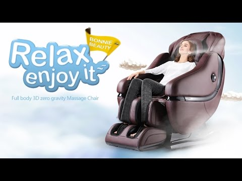 BonnieBeauty Massage chair installation instruction.