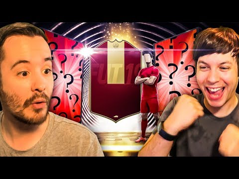 INSANE PLAYER PACKED IN MY FUT CHAMPIONS REWARDS, YES!!!! - FIFA 19 Ultimate Team Pack Opening