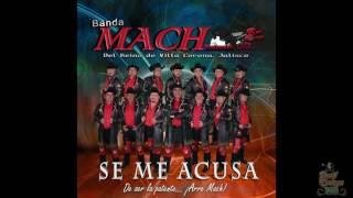 Yo Quisiera Tantito -Banda Mach