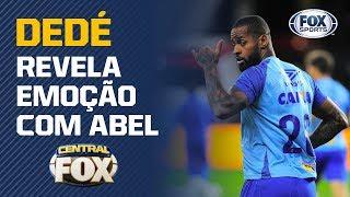 Dedé fala sobre o Flamengo e revela emoção com Abel