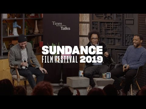 Cinema Cafe with Chiwetel Ejiofor and Boots Riley