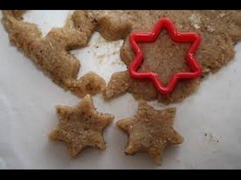 Biscuits étoiles De Noel
