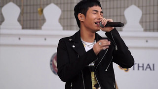 Download [FANCAM] My Gift to you [CHEMISTRY] By เป๊ก ผลิตโชค @Thai Fest Tokyo 2017 Day2 MP3 song and Music Video
