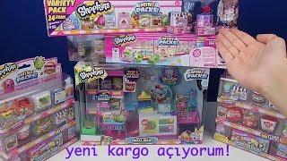 Yeni Kargo Açıyorum! Market Alışveriş Ürünleri Shopkins CİCİBİCİLER Bidünya Oyuncak