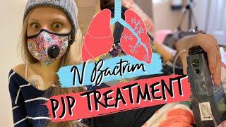 Bactrim & Brainfog   Beginning Pneumocystis pneumonia (PJP) Treatment