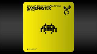 Karl G & Jamesie vs Lovable Rogues - GameMaster P2 Remixes (Undersound Remix)