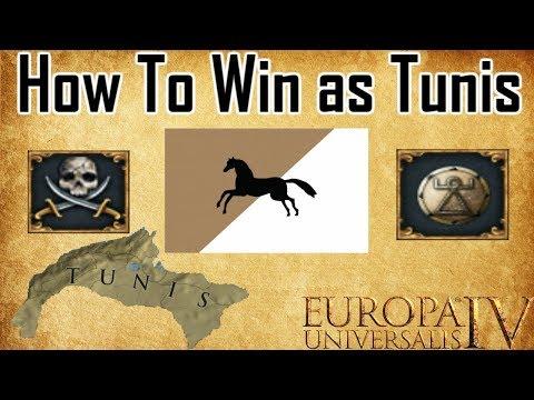 EU4 - How To Win as Tunis