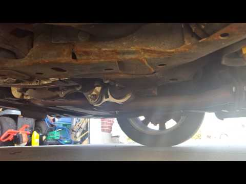 Lincoln mkz bad torque strut