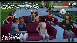 [LIVE] SIMS 4 : La lemony family #Part2