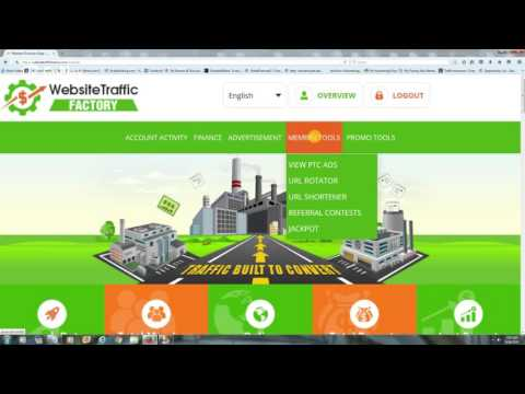 Website Traffic Factory Is It A Scam – WTF Rev Share – Website Traffic Factory Rev Share