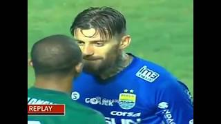 Video AKSI PANAS BOJAN MALISIC DALAM LAGA PERSIB VS PSMS download MP3, 3GP, MP4, WEBM, AVI, FLV Juli 2018