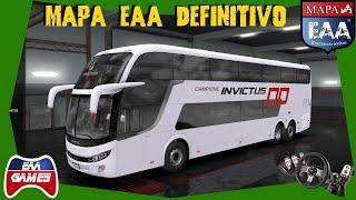 MAPA EAA DEFINITIVO - TODOS OS EAAs JUNTOS!! - ETS2