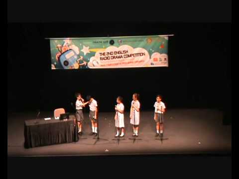 T.W.G.Hs Wong Yee Jar Jat Memorial Primary School - The 2nd English Radio Drama Competition