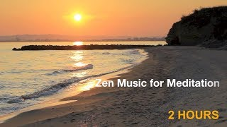 Zen Music for Zen Meditation with THEE Hours of Zen Meditation Music