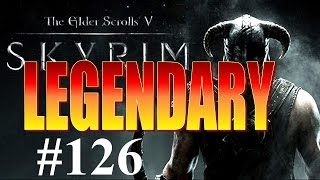 Skyrim Walkthrough Legendary Difficulty - Part 126 - Pieces Of The Past Conclusion