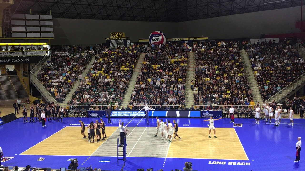 Men S Volleyball Championship Ncaa 2019 Highlights Youtube