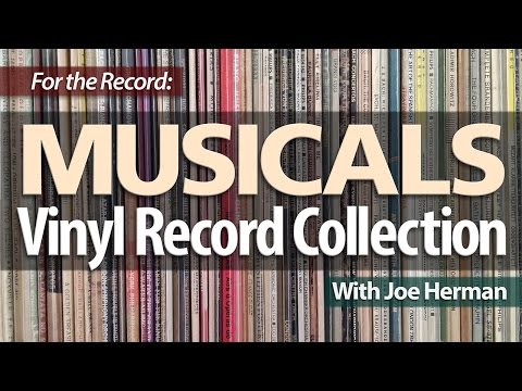 2. My Record Collection - Broadway & Musicals - Part 1