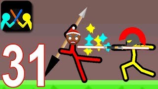 SUPREME DUELIST STICKMAN - Walkthrough Gameplay Part 31 - LANCE (New Version Android Game)