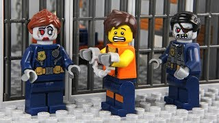 Lego Prison Break - The Zombie Police