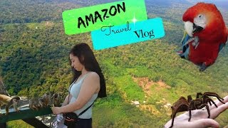 Video Amazon Travel Vlog- Leticia, Colombia download MP3, 3GP, MP4, WEBM, AVI, FLV September 2018