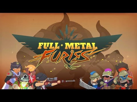 Full Metal Furies - NOT FURRIES - It's Furys