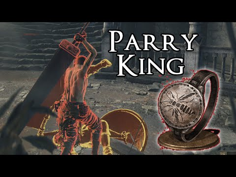 Dark Souls 3 PvP - Hornet Ring OP?! (Parry + Backstab PvP)