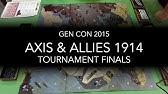 Axis & Allies & Zombies — game preview at Origins 2018 - YouTube