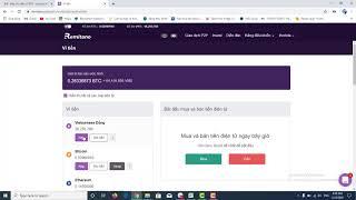 Hướng dẫn cách bán Bitcoin trên sàn Remitano và cách rút tiền tiền trên sàn về tài khoản ngân hàng