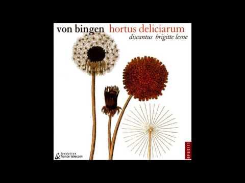 Hildegard von Bingen - Hortus Deliciarum