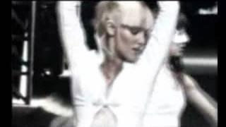 Смотреть клип Edurne - Los Angeles Tambien Pecan