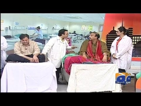 Khabarnaak - 24 May 2018 - Geo News