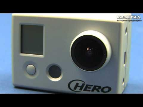 Экстрим-видеокамера GoPro HeroHD
