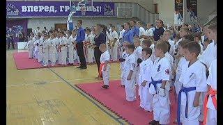 Чемпионат и первенство Крыма по синкёкусинкай каратэ 2017