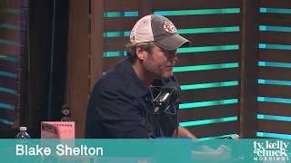 "Blake Shelton Dishes About the Song on ""Texoma Shore"" He Wrote for Gwen Stefani"