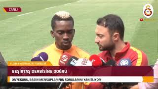 Henry Onyekuru'dan Beşiktaş Derbisi Öncesinde Açıklamalar