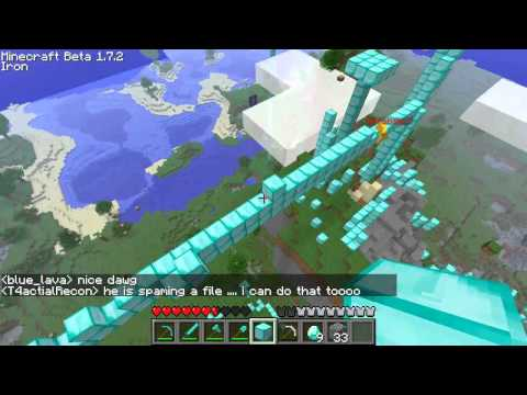 Minecraft Griefing - Diamonds (Reddit Episode 15)
