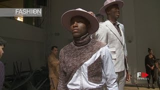 ZAMASWAZI Fall Winter 2017 2018 SAFW by Fashion Channel