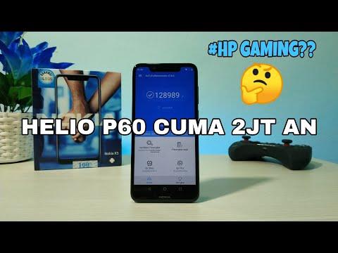 HP paling ngebut dikelasnya.!! Helio P60 termurah - NOKIA X5 / 5.1 plus Indonesia