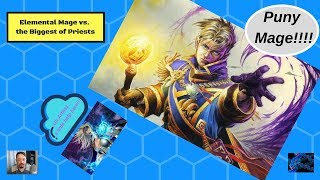 Hearthstone - The Immortal Climb continues.