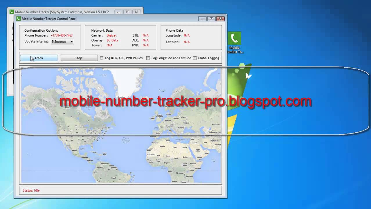 phone number tracker software