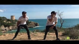 El Amante - Nicky Jam Zumba Coreo Darvin De La Cruz Ft. Cesar Moquete