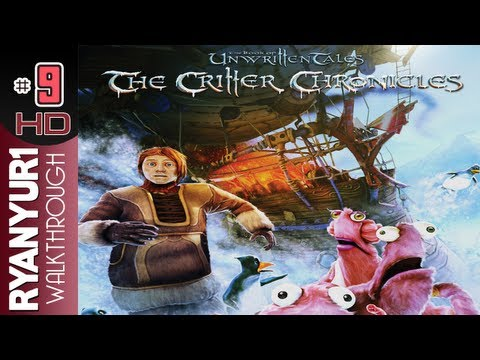 The Book of Unwritten Tales: The Critter Chronicles Walkthrough | PART 9 - Take The Heart |