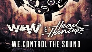 Video W&W & Headhunterz - We Control The Sound (Cover Art) download MP3, 3GP, MP4, WEBM, AVI, FLV September 2018