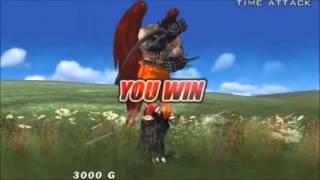 Tekken 5 Dark Resurrection: Time Attack Mode - Devil Jin